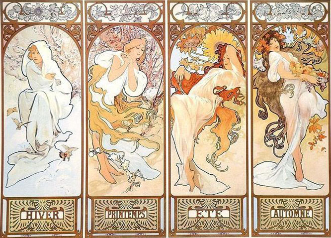 mucha-alphonse-seasons1895