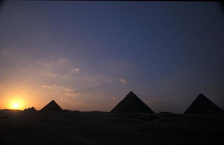 nit sobre Egipte