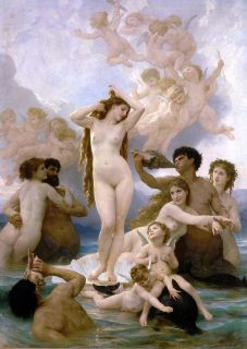 Willian-Adolphe Bouguereau. 1879