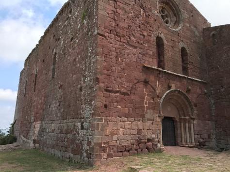 Església de St. Miquel d'Escornalbou