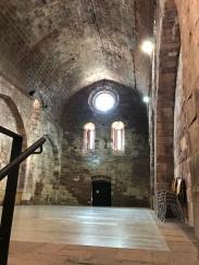 Interior de l'església de St. Miquel