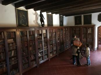 La biblioteca