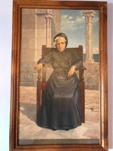 La mare d'Eduard Toda, Francesca Güell i Mercader