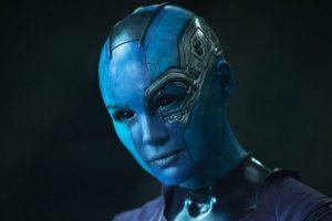 Nèbula. Personatge de Guardians de la Galàxia. 2014.
